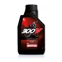 300V 4T OFF ROAD 15W60 100% Ester. MOTUL