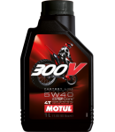 300V 4T OFF ROAD 5W-40 100% Ester MOTUL